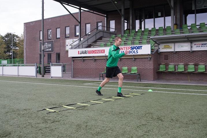 Speedfootladder training