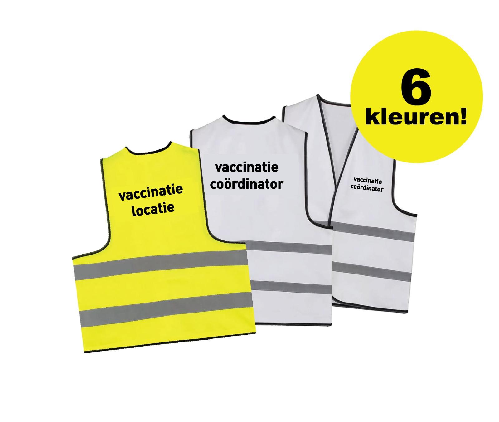 Vaccinatie hesje kopen