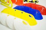 Trainingspakket XL | Loopladder 4 meter - boek loopladder oefeningen - kegels - pionnen - horden_