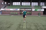 Sportladder 8 meter vast