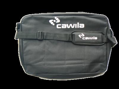 Draagtas voor voetbal coachbord - Cawila - 30 x 45 cm