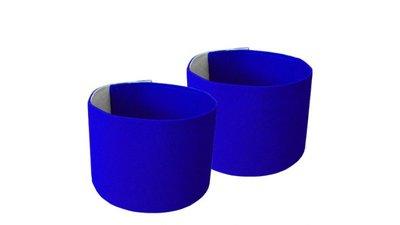 Scheenbeschermer houder - Blauw