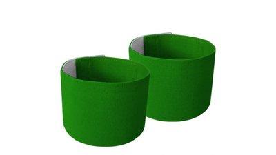 Scheenbeschermer houder - Groen