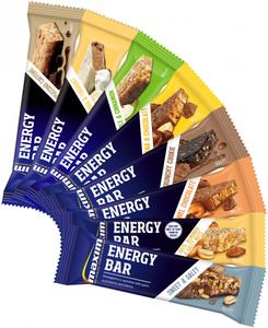 Proefpakket Energy Bars - 8 repen