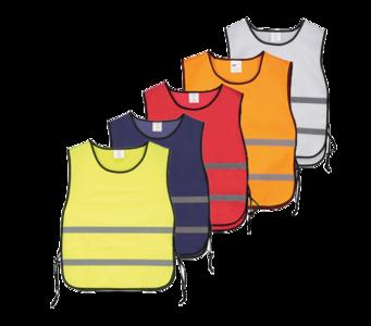 Veiligheidshesjes bedrukken - One size