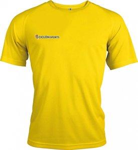 Sportshirts bedrukken - Diverse kleuren en maten