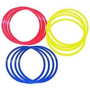 12 coördinatie ringen - Megaform