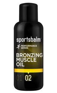Bronzing Muscle Oil - Voorbereidingsolie