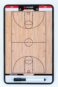 Coachbord basketbal - Pure2Improve