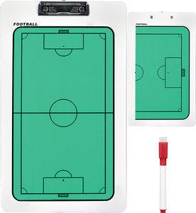 Notitiebord voetbal