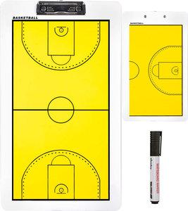 Notitiebord basketbal