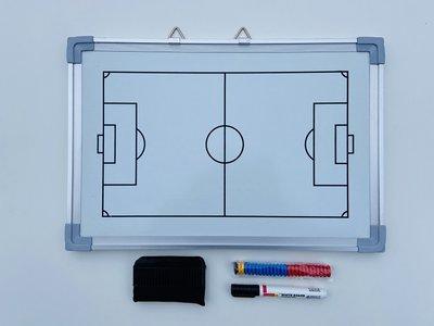 Coachbord voetbal 30 x 45