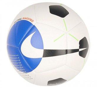 Nike zaalvoetbal blauw